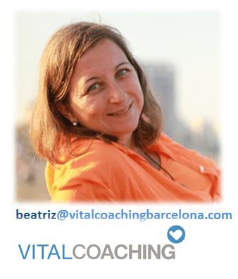 Beatriz Pala Calvo Vital Coaching Barcelona