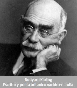Rudyard Kipling. Vital Coaching Barcelona