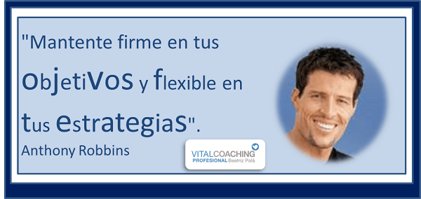 Anthony Robbins Objetivo