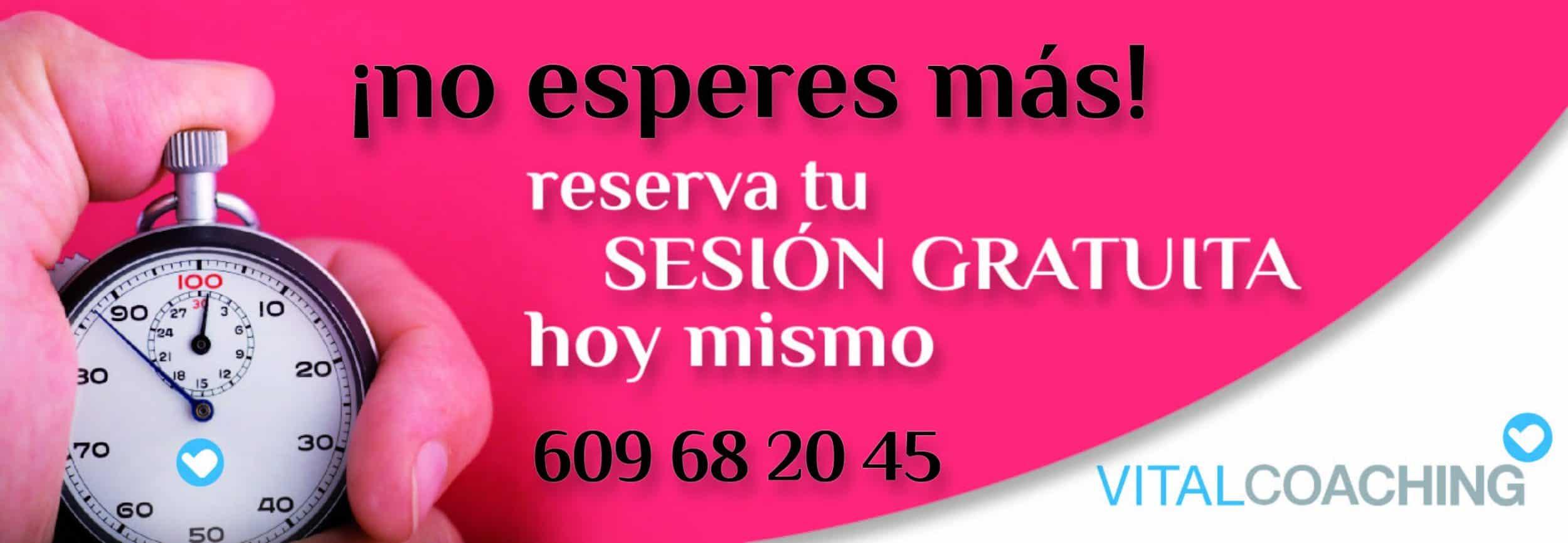 Sesión coaching Barcelona GRATIS
