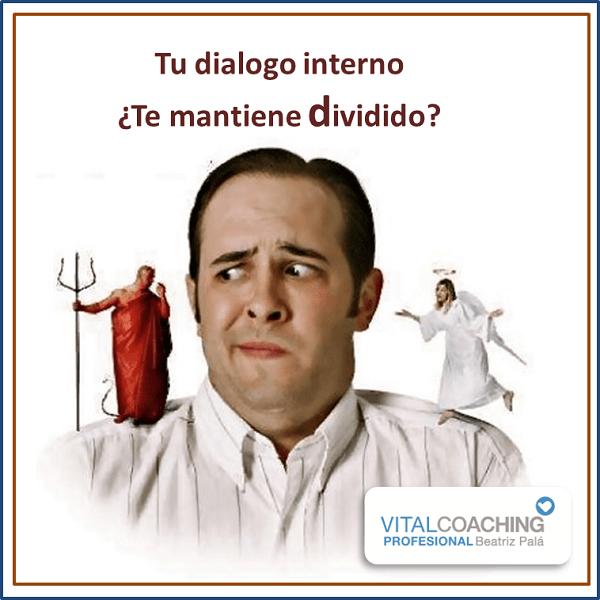 Diálogo interno Miedos Vital Coaching Barcelona Beatriz Palá