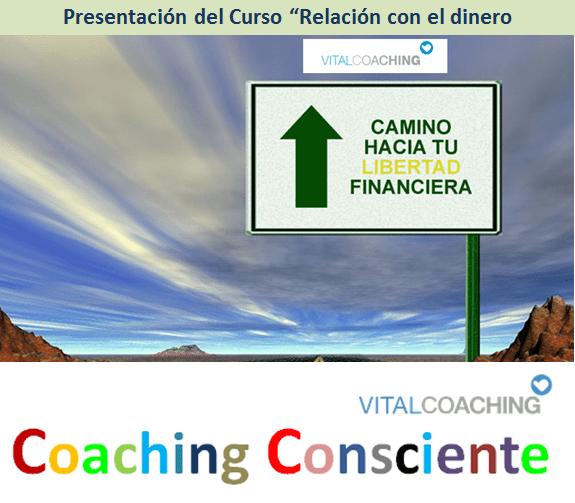 Presentación Curso Relación con el Dinero