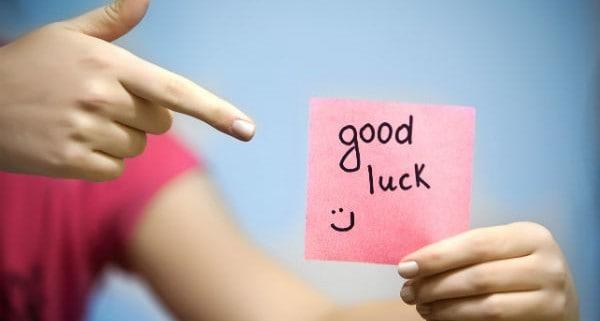 buena suerte